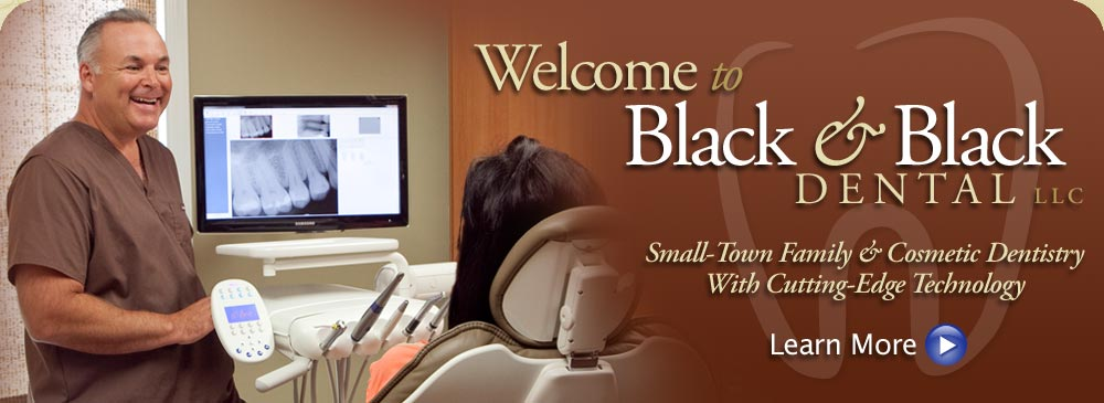 Black & Black Dental, Willow Street Lancaster PA Pennsylvania dentist